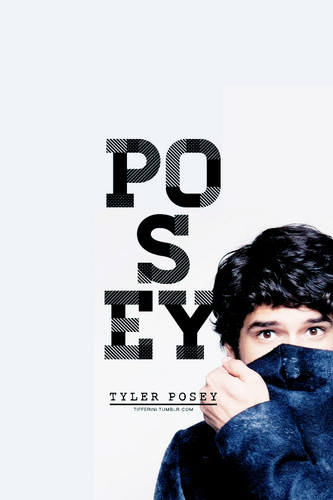 Teen lupo wallpaper titled Tyler Posey as Scott McCall