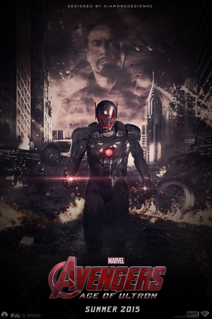 Avengers: Age of Ultron (FAN MADE) Poster