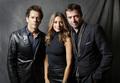 Kevin Bacon, Natalie Zea and James Purefoy