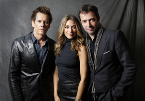 Kevin Bacon, Natalie Zea and James Purefoy