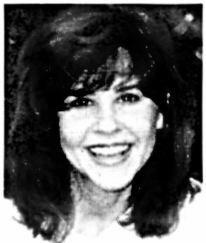 The Linda Blair Pretty Corner kertas dinding with a portrait called Linda Blair
