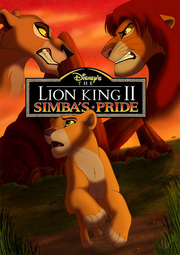 The Lion King 2:Simba's Pride wallpaper with anime entitled The Lion King 2 Simba's Pride