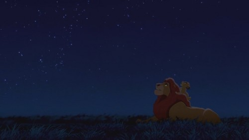 The Lion King images Simba and Mufasa★ HD wallpaper and ...