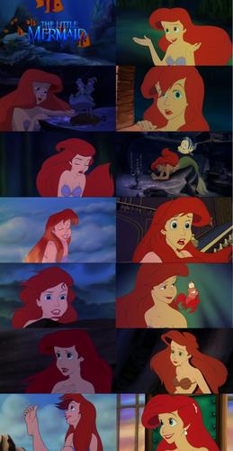 The Little Mermaid wallpaper titled The Little Mermaid