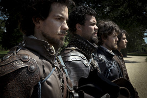 The Musketeers - Cast Photo