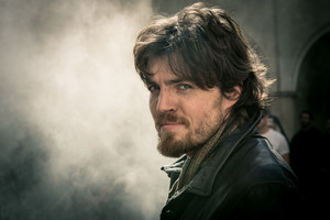 The Musketeers - Cast 写真