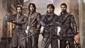 The Musketeers - Cast picha