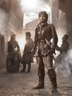 The Musketeers - Cast litrato