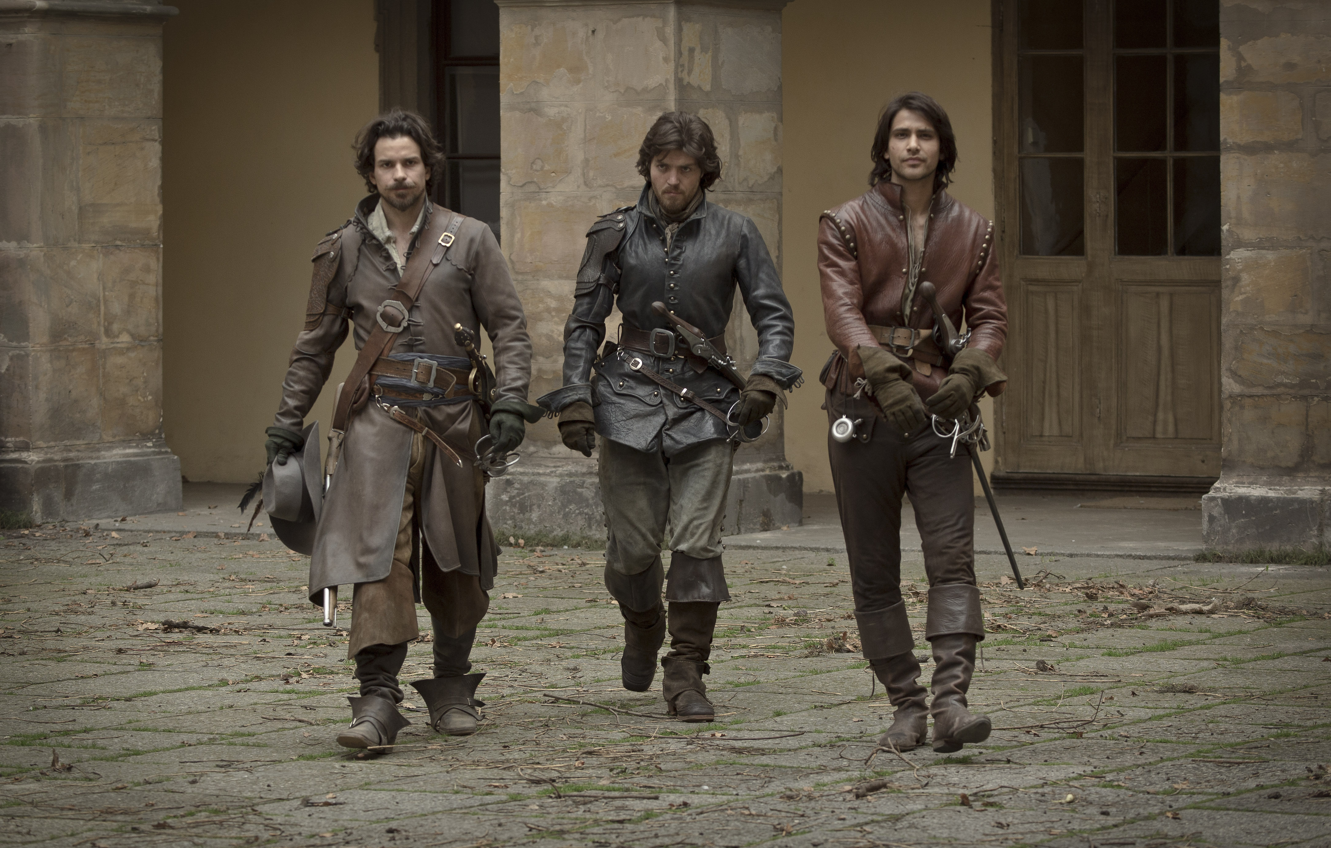 how to become a musketeer