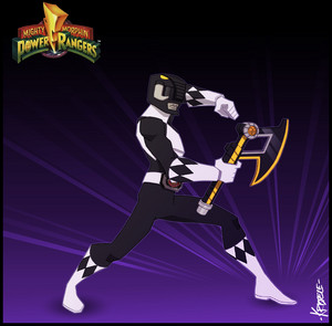 Zack - The Black Ranger