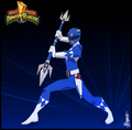 Billy - The Blue Ranger - the-power-rangers photo