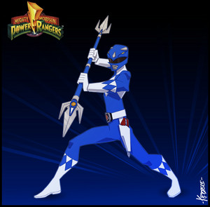 Billy - The Blue Ranger