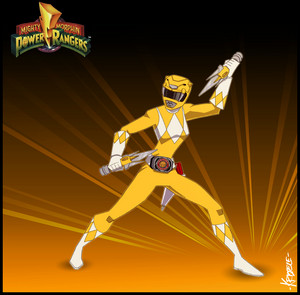 Trini - The Yellow Ranger