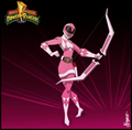 Kimberly - The pink Ranger