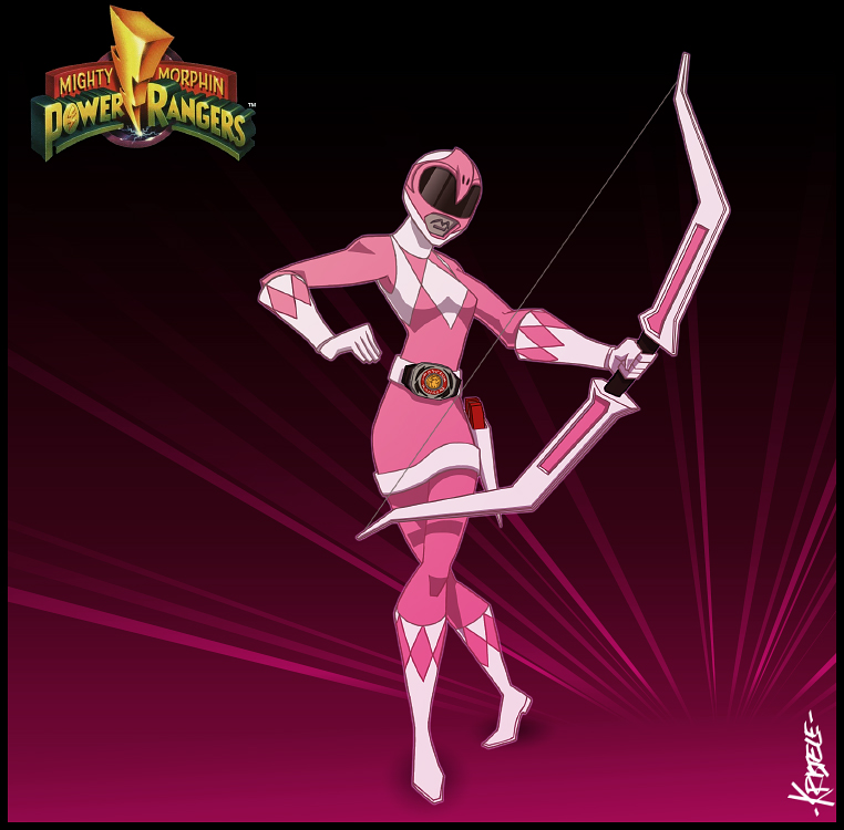 Kimberly - The rosa Ranger