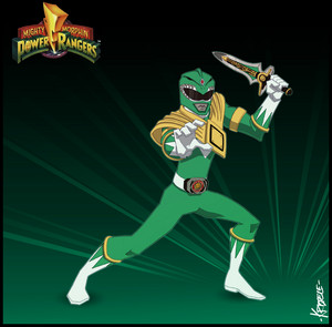 Tommy - The Green Ranger