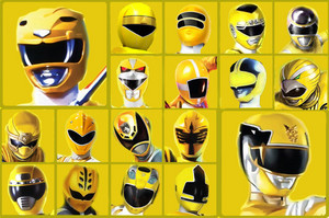 The Yellow Rangers