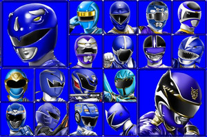 The Blue Rangers