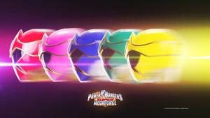 Power Rangers Super Megforce