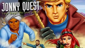 The Real Adventures of Jonny Quest promo poster