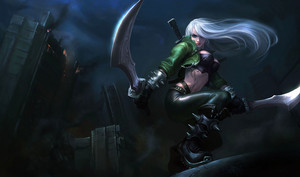 Mercenary Katarina