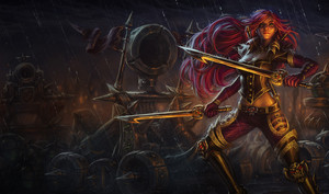 High Command Katarina