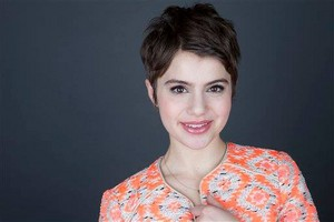Sami Gayle Vampire Academy Press Tag in NYC