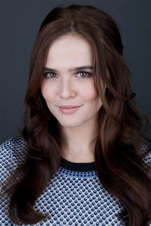 Zoey Deutch Vampire Academy Press Tag in NYC