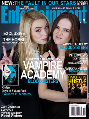 Zoey and Lucy EW Cover