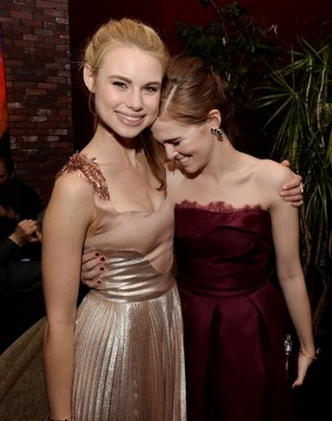 VA premiere afterparty - Zoey and Lucy