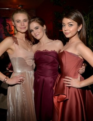 VA premiere afterparty - Zoey, Lucy, Sarah