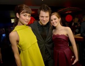 VA premiere afterparty - Zoey, Danila, Olga