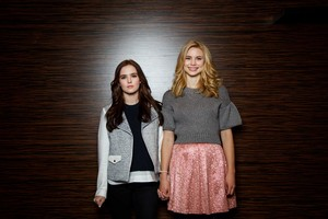 Zoey and Lucy VA press tour