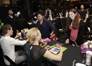 Dom and Lucy VA Book Signing