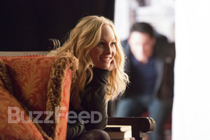 The Vampire Diaries - Episode 5.11 - 500 Years of Solitude - BTS Photos