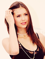 Nina Dobrev - the-vampire-diaries fan art