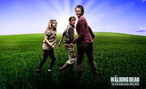 Carol, Lizzie & Mika