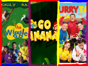 The Wiggles Animal filmes