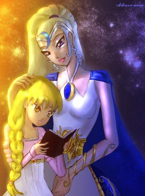 Luna and Stella