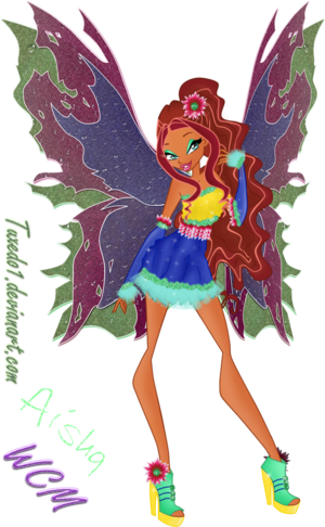 Aisha: Mythix