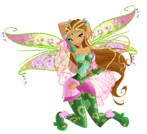 Winx club season 6 Flora Bloomix\Клуб Винкс 6 сезон Флора Блумикс