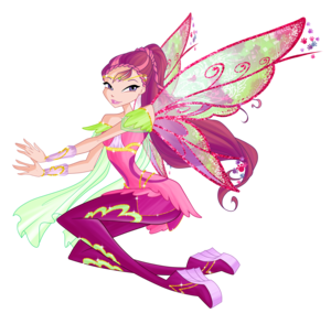 Winx Club season 6 Roxy Bloomix\Клуб Винкс 6 сезон Рокси Блумикс