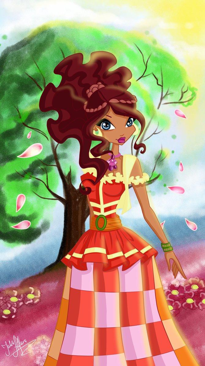 Layla: Season 6 Dress