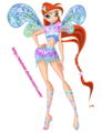 Bloom Kifirix - the-winx-club fan art