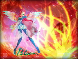 Bloom Bloomix Wallpaper.