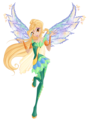 Winx club season 6 Daphne Bloomix\Винкс клуб 6 сезон Дафна Блумикс - the-winx-club fan art