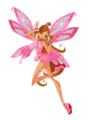 Flora ~ Fashion Doll - the-winx-club fan art