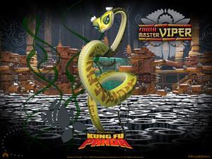 master rắn độc, viper