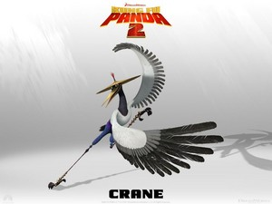 kung fu panda 2 crane