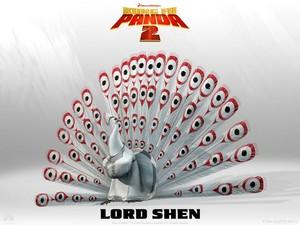 kung fu panda lord shen